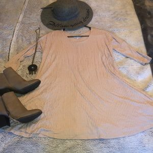 Neutral Colored Summer Dress
